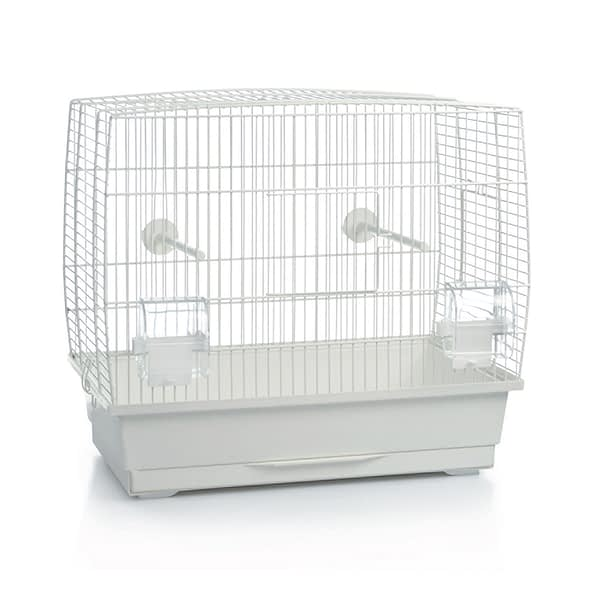 BeezTees Bird Cage Natalia 2 White