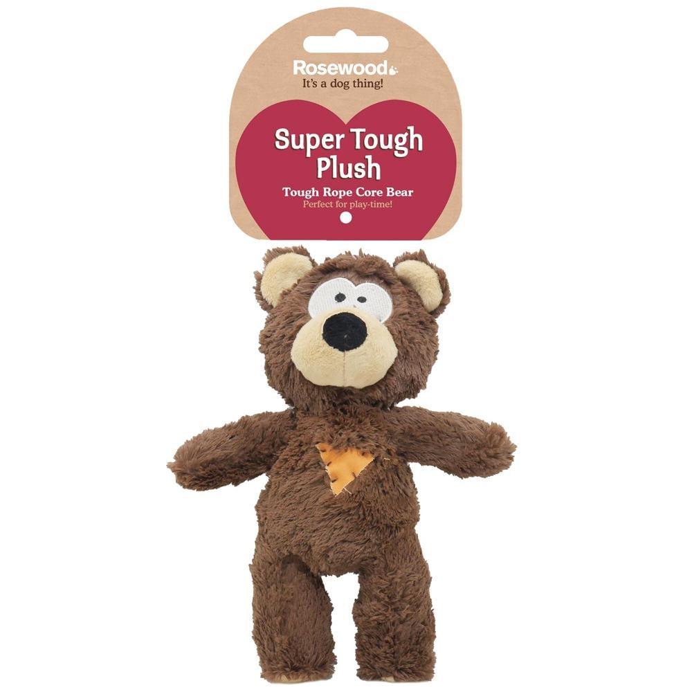 Rosewood Tough Rope Core Bear