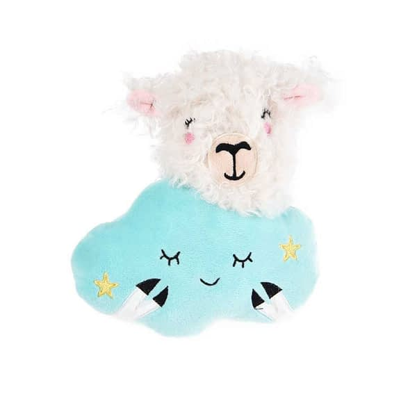 Dog's Life Sheep on a Cloud Plush Toy