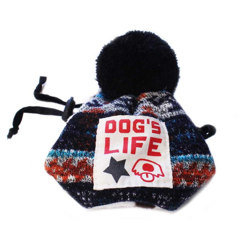 Dog's Life Chic Vintage Wool Hat Turquoise