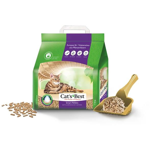 Cat's Best Smart Pellets Clumping Cat Litter