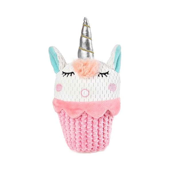 Dog's Life Unicorn Cupcake Plush Toy