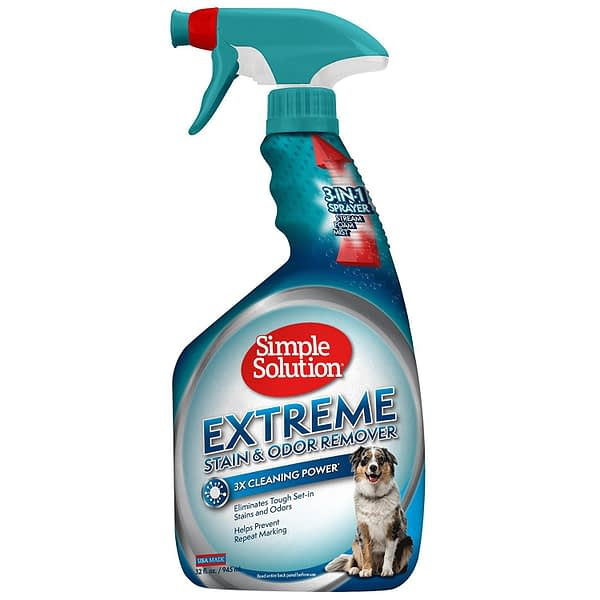 Simple Solution Extreme Stain and Odour Remover Dog Trigger