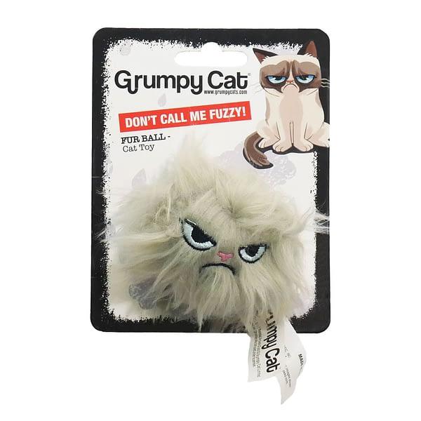 Rosewood Grumpy Cat Hair Ball