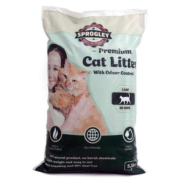 Sprogley Cat Litter