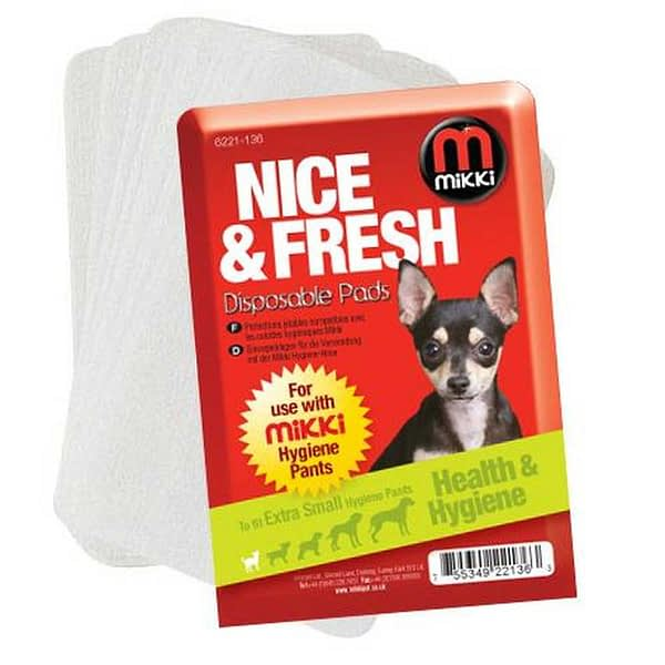 Mikki Disposable Pads for Dogs