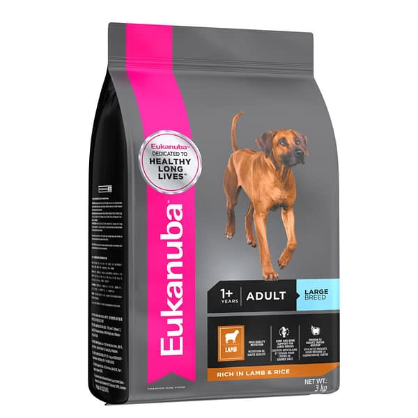 Eukanuba Adult Large Breed Lamb and Rice