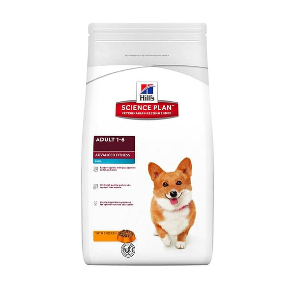 Hill's Canine Advanced Fitness Mini