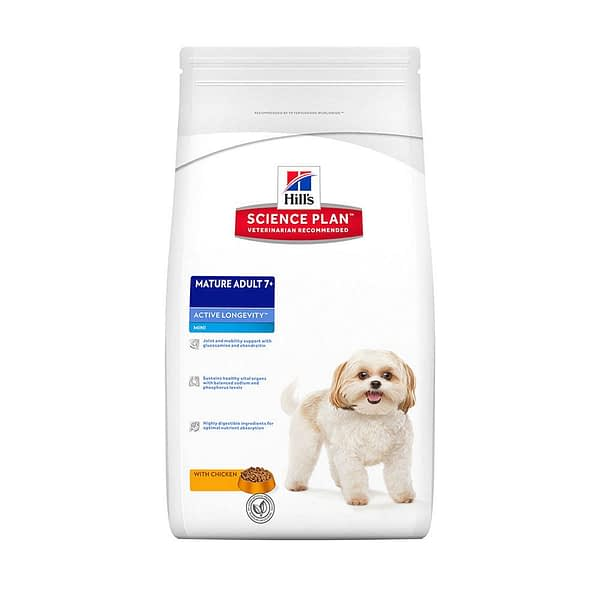 Hill's Canine Active Longevity Mature Adult Mini