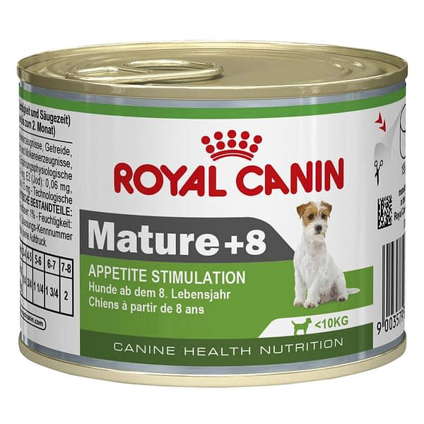 Royal Canin Health Nutrition Wet- Mature +8