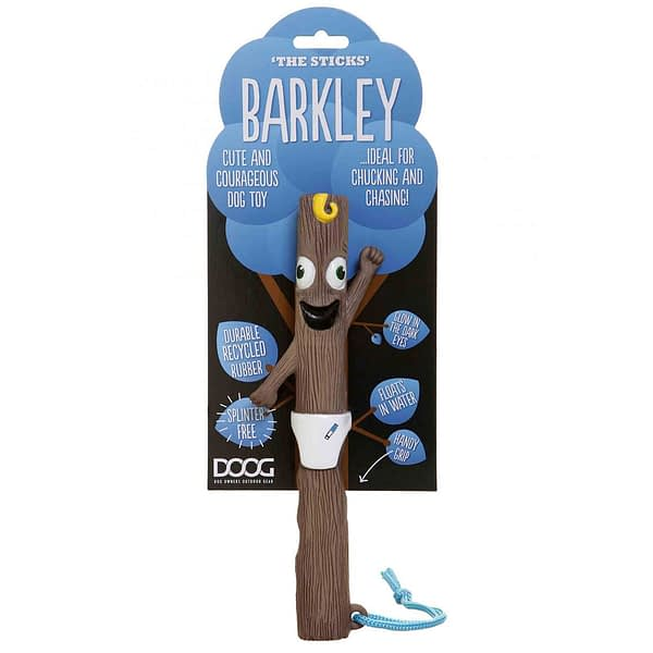 McMac Doog Baby Barkley Recycled Toy