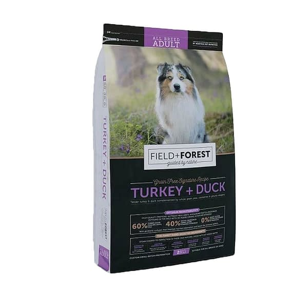 Montego Field & Forest Turkey + Duck Adult