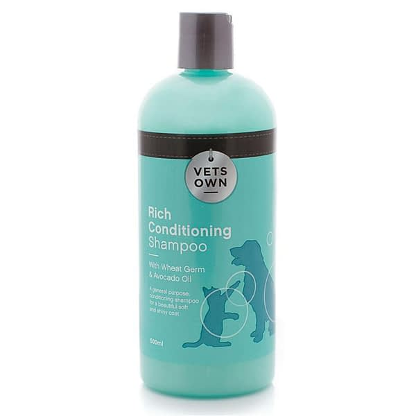 Vets Own Rich Conditioning Shampoo