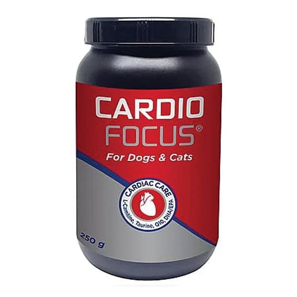 VetsBrands CardioFocus Powder
